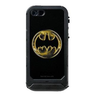 Batman Gold Logo 2 Incipio ATLAS ID™ iPhone 5 Case