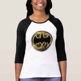 Batman Gold Logo T-shirt
