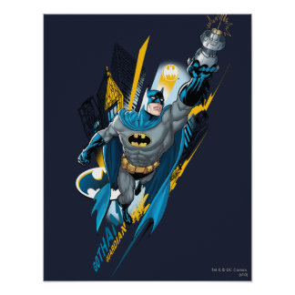 Batman Gotham Guardian Poster