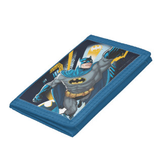 Batman Gotham Guardian Tri-fold Wallets