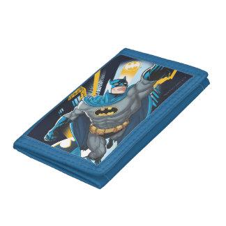 Batman Gotham Guardian Tri-fold Wallets