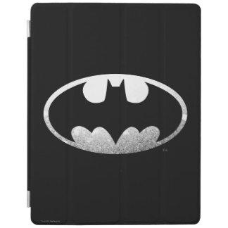 Batman Grainy Logo iPad Cover