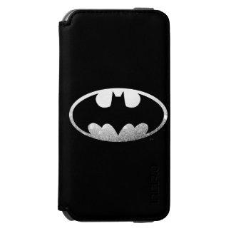 Batman Grainy Logo Incipio Watson™ iPhone 6 Wallet Case