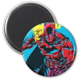 Batman Graphic 1 6 Cm Round Magnet