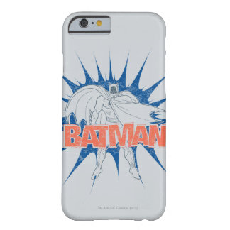 Batman Graphic Barely There iPhone 6 Case