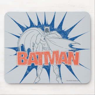 Batman Graphic Mouse Pad