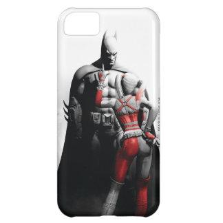 Batman & Harley iPhone 5C Cases