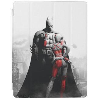 Batman & Harley iPad Cover