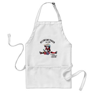 "Batman | Harley Quinn ""Come Out And Play Puddin'"" Standard Apron"