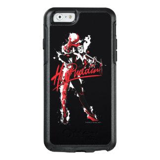 "Batman | Harley Quinn ""Hi Puddin'"" Ink Art OtterBox iPhone 6/6s Case"
