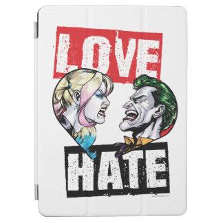 Batman   Harley Quinn & Joker Love/Hate iPad Air Cover