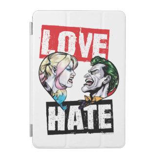 Batman   Harley Quinn & Joker Love/Hate iPad Mini Cover