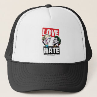 Batman | Harley Quinn & Joker Love/Hate Trucker Hat
