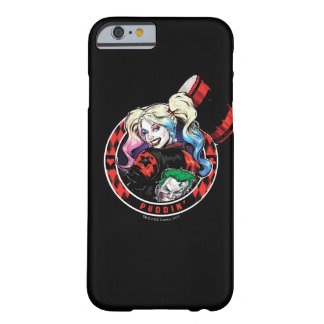 Batman | Harley Quinn Winking With Mallet Barely There iPhone 6 Case