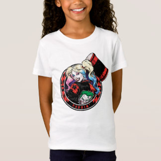 Batman | Harley Quinn Winking With Mallet T-Shirt