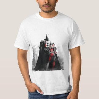 Batman & Harley Tee Shirts
