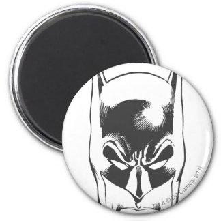 Batman Head Refrigerator Magnets