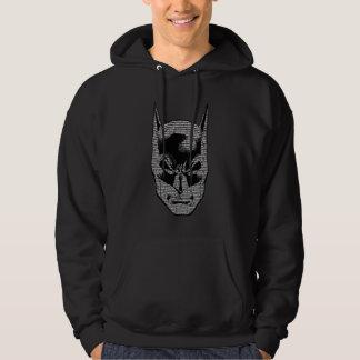 Batman Head Mantra Hoodie