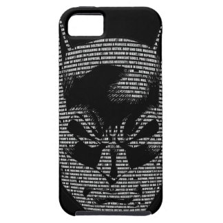 Batman Head Mantra iPhone 5 Case