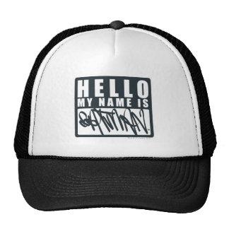 Batman | Hello My Name is Batman Logo Cap