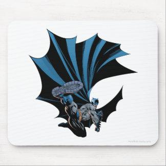 Batman high kick mouse pads