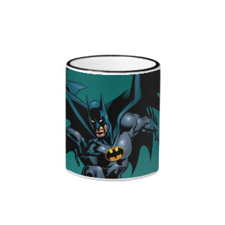 Batman Hyperdrive - 11A Ringer Mug
