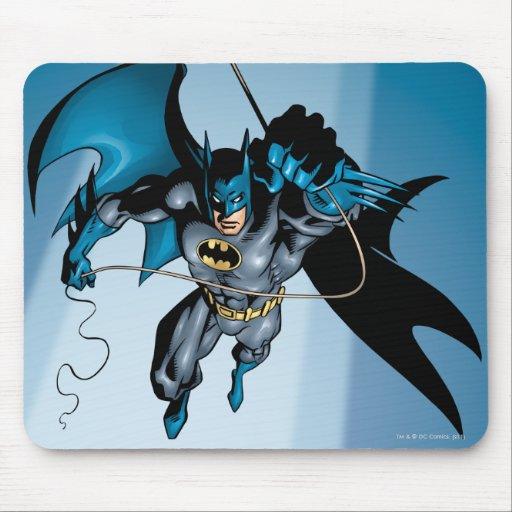 Batman Hyperdrive - 11B Mousepad