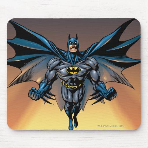 Batman Hyperdrive - 15B Mousepads