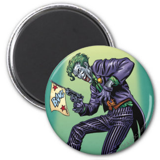 Batman Hyperdrive - 21B 6 Cm Round Magnet