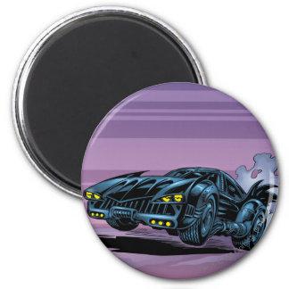 Batman Hyperdrive - 24A 6 Cm Round Magnet