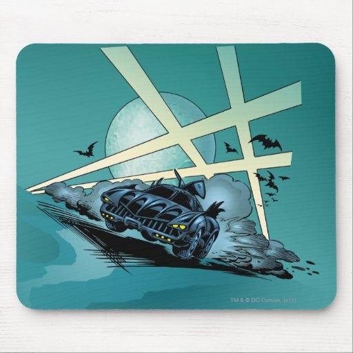 Batman Hyperdrive - 24B Mousepads