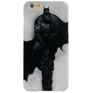 Batman Illustration Barely There iPhone 6 Plus Case