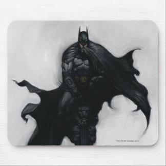 Batman Illustration Mouse Pad