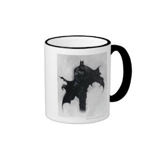 Batman Illustration Coffee Mug