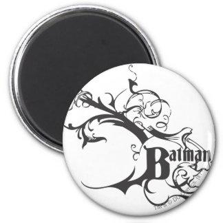 Batman Image 29 6 Cm Round Magnet