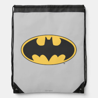Batman Image 71 Drawstring Backpack