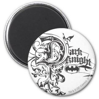 Batman Image 7 6 Cm Round Magnet