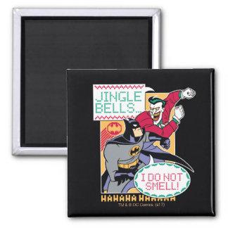 Batman | Jingle Bells, I Do Not Smell! Magnet
