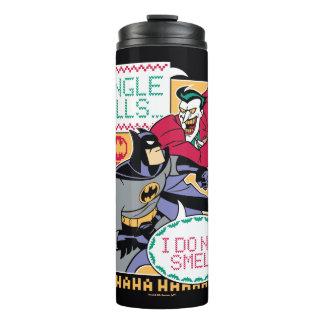Batman | Jingle Bells, I Do Not Smell! Thermal Tumbler