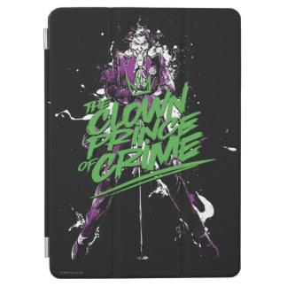Batman   Joker Clown Prince Of Crime Ink Art iPad Air Cover