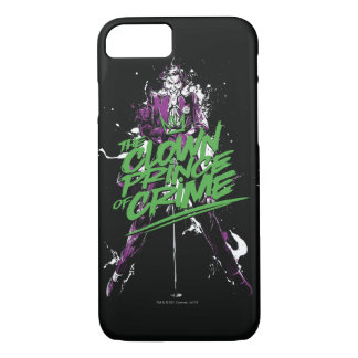 Batman | Joker Clown Prince Of Crime Ink Art iPhone 8/7 Case