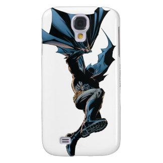 Batman Jumping Down Action Shot Galaxy S4 Cover