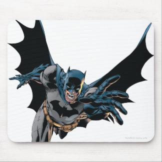 Batman Jumping Forward, Yell Mouse Pad