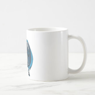 Batman Kicks Coffee Mug