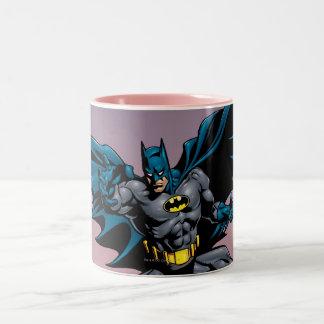 Batman Knight FX - 17 Two-Tone Coffee Mug