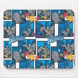 Batman Knight FX - 30A Thwack/Fwooshh pattern Mouse Pad