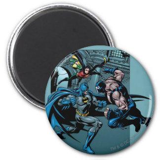 Batman Knight FX - 7 6 Cm Round Magnet