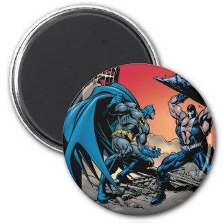 Batman Knight FX - 9 6 Cm Round Magnet
