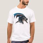 Batman Leaping Side View T-Shirt