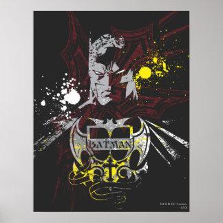 Batman Legend Poster